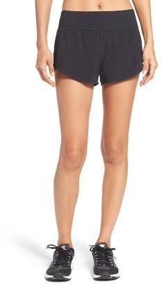 Women's Zella Runaround Compact Shorts $59 thestylecure.com