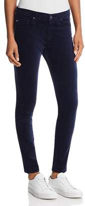 AG Jeans Velvet Ankle Legging Jeans in Big Blue Night - 100% Exclusive