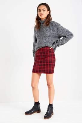 Jack Wills Bodmin Tartan Tube Skirt