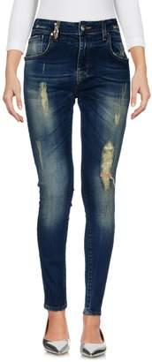 Jijil Denim pants - Item 42647170