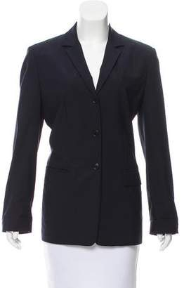 Calvin Klein Collection Tailored Wool-Blend Blazer