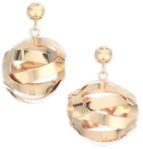 Paula Mendoza Unilla Globe Drop Earrings