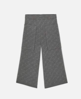 Stella McCartney Monogram Pants, Women's