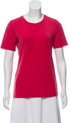 Burberry Crew Neck Short Sleeve T-Shirt