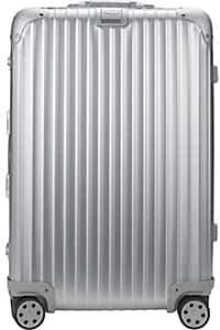 "Rimowa Men's Topas 26"" Multiwheel® Suitcase - Silver"