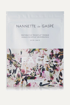 Nannette de Gaspé - Restorative Techstile Face Masque - Colorless