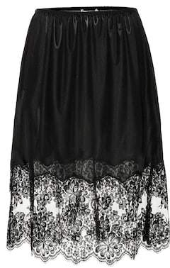 Stella McCartney Lace-trimmed skirt