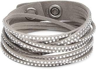 Swarovski Women's Slake Crystal Studded Bracelet