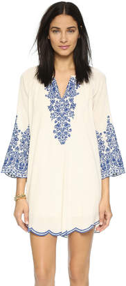 Love Sam Embroidered Dress $253 thestylecure.com