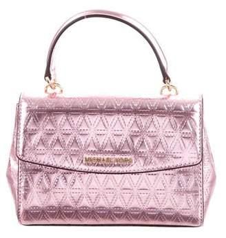 MICHAEL Michael Kors Patent Leather Mini Ava Bag