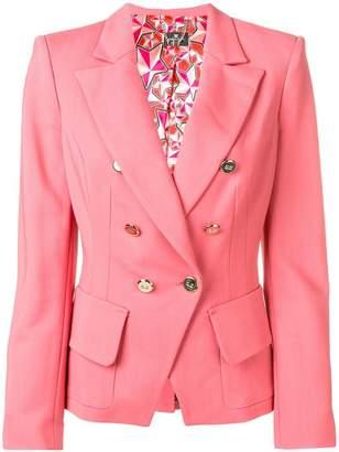 Elisabetta Franchi double breasted blazer