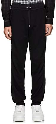 Public School Men's Ras Side-Zip Cotton Joggers