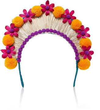 Magnetic Midnight M'O Exclusive Pompom Crown