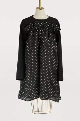 Sofie D'hoore Short silk dress