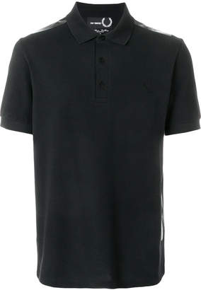 Fred Perry taped detail polo shirt