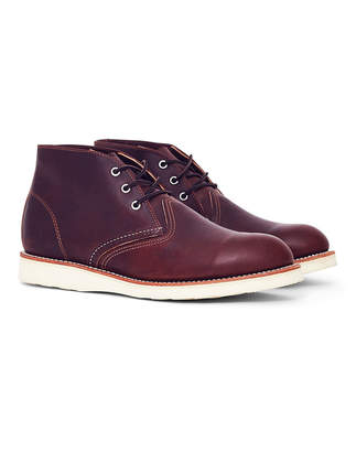 Red Wing Shoes Work Chukka Brown