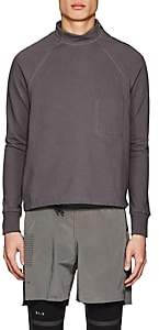 Siki Im Men's Cotton-Blend French Terry Hoodie-Gray