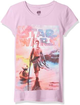Star Wars Little Girls' Tee