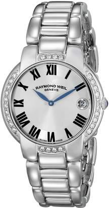 Raymond Weil Women's 5235-STS-01659 Analog Display Swiss Quartz Watch