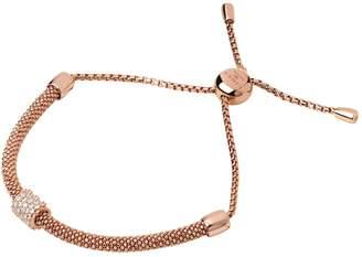 Links of London Rose Gold Starlight Bead Bracelet