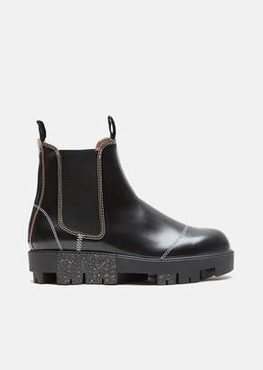 Acne Studios Speckled Flatform Combat Boots buy cheap fashionable AZmKn