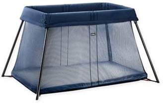 BABYBJORN® Travel Crib Light in Great Blue $299.99 thestylecure.com