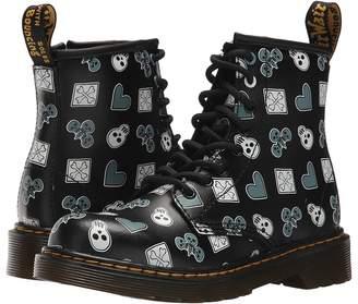 Dr. Martens Kid's Collection Delaney PC Lace Boot Kids Shoes
