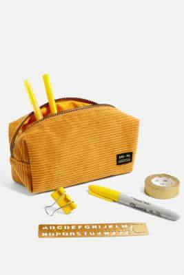 Urban Outfitters Corduroy Pencil Case
