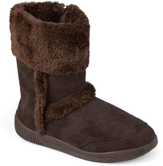 Journee Collection Chuckie Toddler & Youth Boot - Girl's