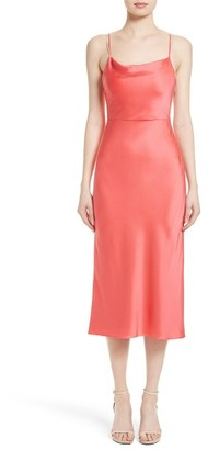 Women's Jason Wu Satin Slipdress $1,695 thestylecure.com