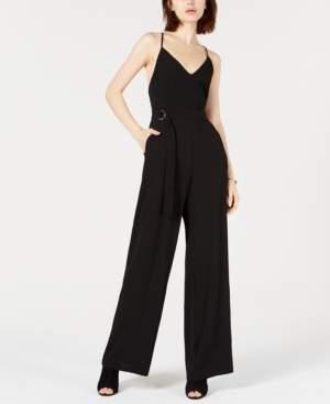 Leyden Strappy-Back Wide-Leg Jumpsuit