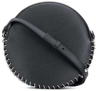 Paco Rabanne ring embellished crossbody bag
