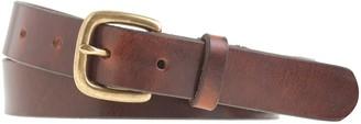 J.Crew Boys' leather belt