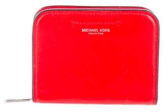 Michael Kors Leather Mini Wallet