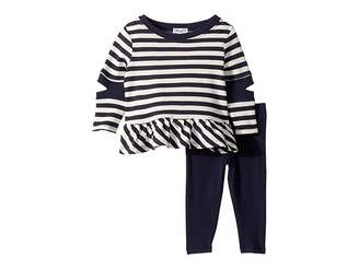 Splendid Littles Stripe Cut Out Set (Infant)