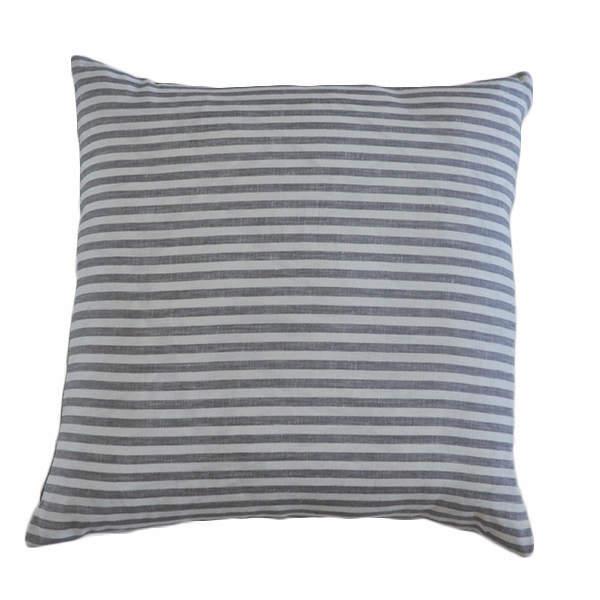 Madrid Striped Throw Pillow