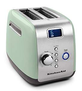 KitchenAid Kmt223 2 Slice Toaster - Pistachio