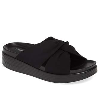 Donald J Pliner Freea Slide Sandal