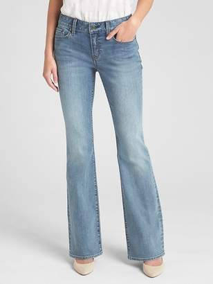 Gap Washwell Mid Rise Long and Lean Jeans