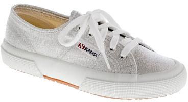 Superga 2750 lamé sneakers