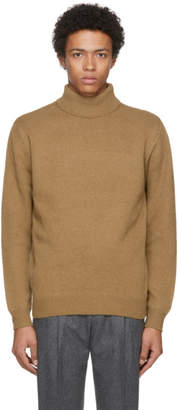 Harmony Tan Sweater