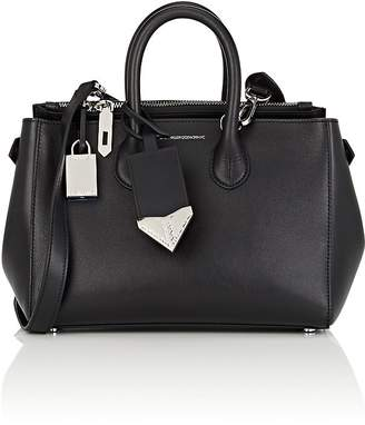 Calvin Klein Women's Small Leather Tote Bag