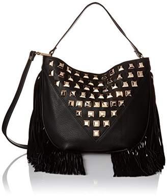 Steve Madden Blibra Shoulder Handbag $30.63 thestylecure.com