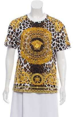Versace 2018 Wild Baroque Tribute T-Shirt
