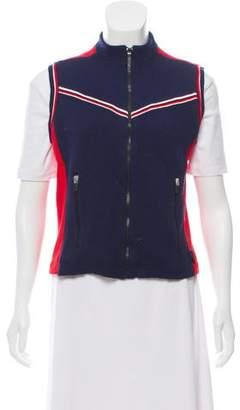 Obermeyer Knit Zip-Up Vest