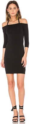LA Made Amal Dress in Black $61 thestylecure.com