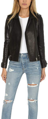 IRO Dumont Leather Jacket