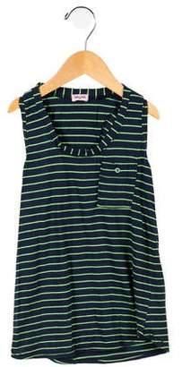 Splendid Girls' Striped Sleeveless Top
