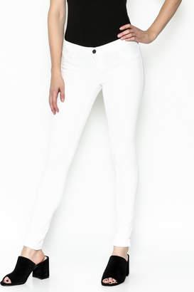 Cello Jeans White Denim Skinny Jeans