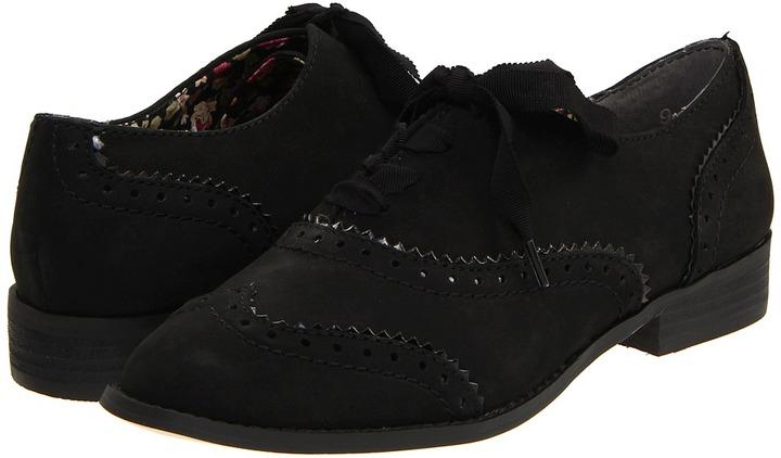 Seychelles Private Eye (Black) - Footwear